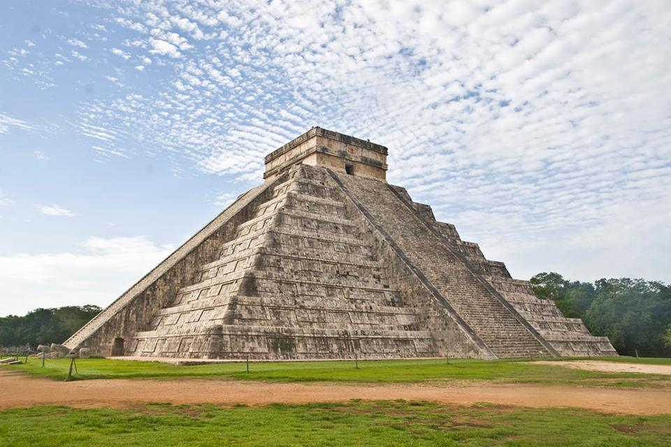 NA SKOK DO BELIZE, GUATEMALY A MEXIKA